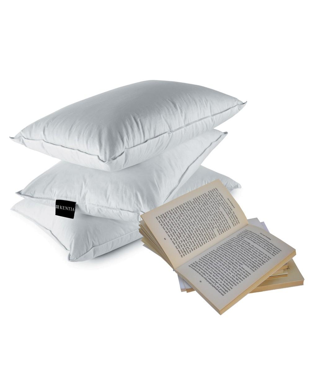 Μαξιλάρι Ύπνου Πουπουλένιο Kentia Accessories Cozy Down Pillow