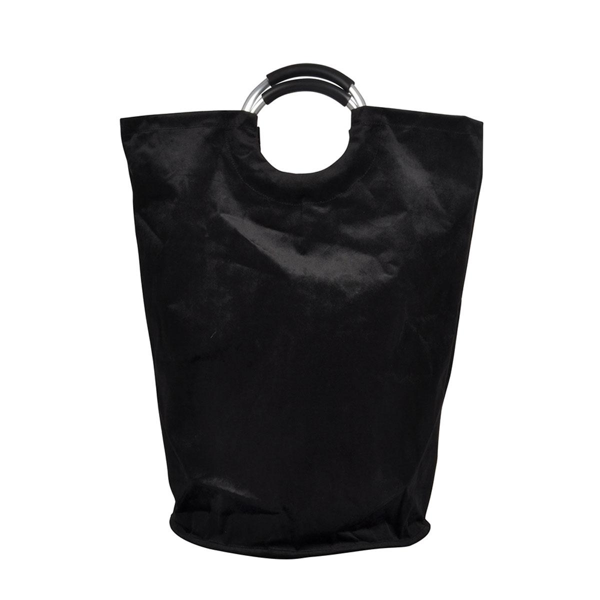 Καλάθι Απλύτων (36x36x61) L-C Velvet Noir 6GMB549NR