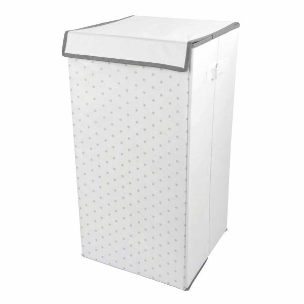 Καλάθι Απλύτων (30x30x60) L-C Home Grey 6GMB569