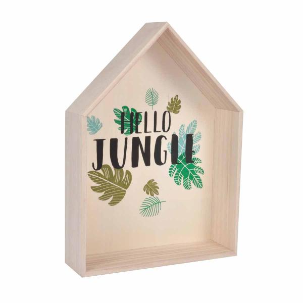 Ράφι Τοίχου L-C Hello Jungle 6RAN819