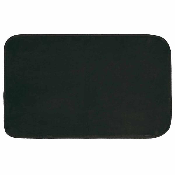 Πατάκι (50x80) L-C Velvet Louna Noir 1603057