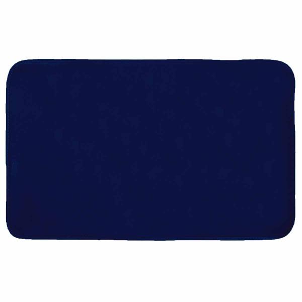 Πατάκι (50x80) L-C Velvet Louna Bleu Nuit 1607798