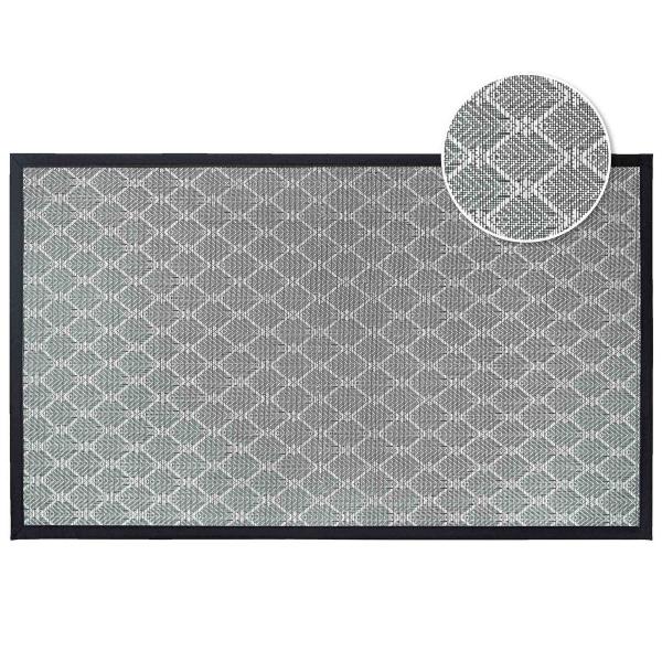 Πατάκι Εισόδου (45x75) L-C Triano Noir 1740629