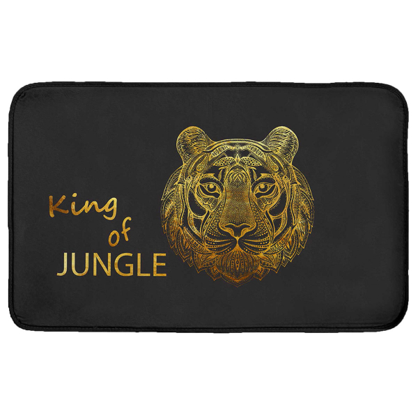 Πατάκι (50x80) L-C King Of Jungle Or 1756597