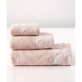 Πετσέτες Μπάνιου (Σετ 3τμχ) Kentia Origami 18