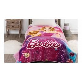 Κουβέρτα Μονή Βελουτέ Kentia Kids Barbie 062