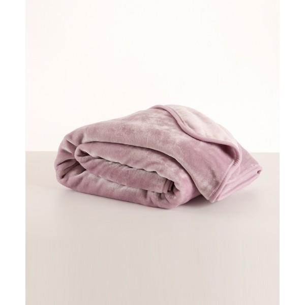 Κουβέρτα Βελουτέ Υπερδιπλη Ισπανίας Kentia True Colours Mellow 3