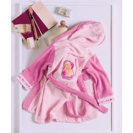Παιδικό Μπουρνούζι Kentia Kids Collection Barbie 26R