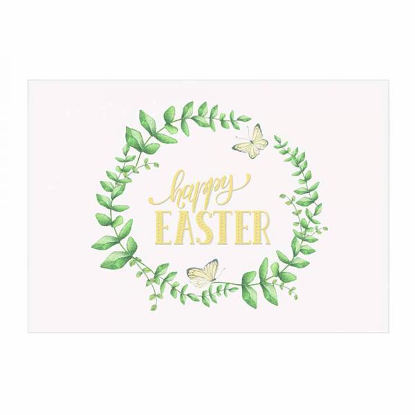 Σουπλά (Σετ 2τμχ) Apolena Happy Easter 590-6353/1