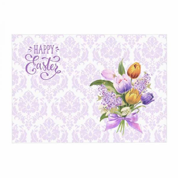 Σουπλά (Σετ 2τμχ) Mike & Co Easter 590-6349/1
