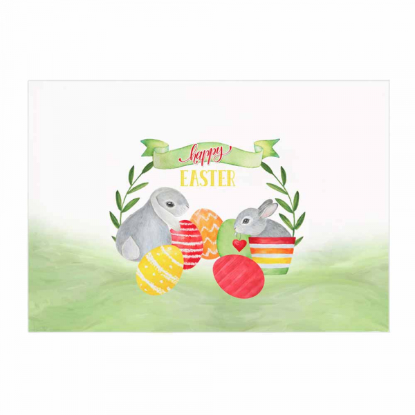 Σουπλά (Σετ 2τμχ) Mike & Co Easter 590-6345/1