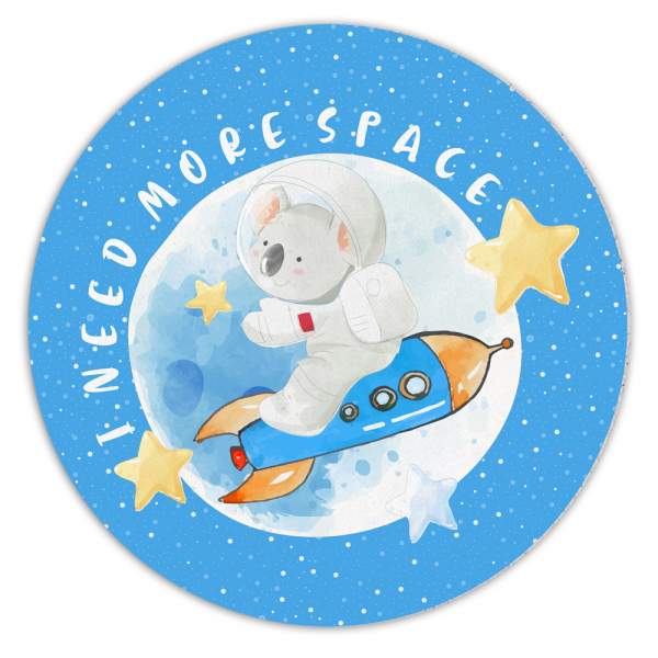 Στρώμα Παιχνιδιού Mike & Co I Need Space 1020-4382-4356