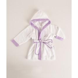 Βρεφικό Μπουρνούζι Kentia Baby Lullaby