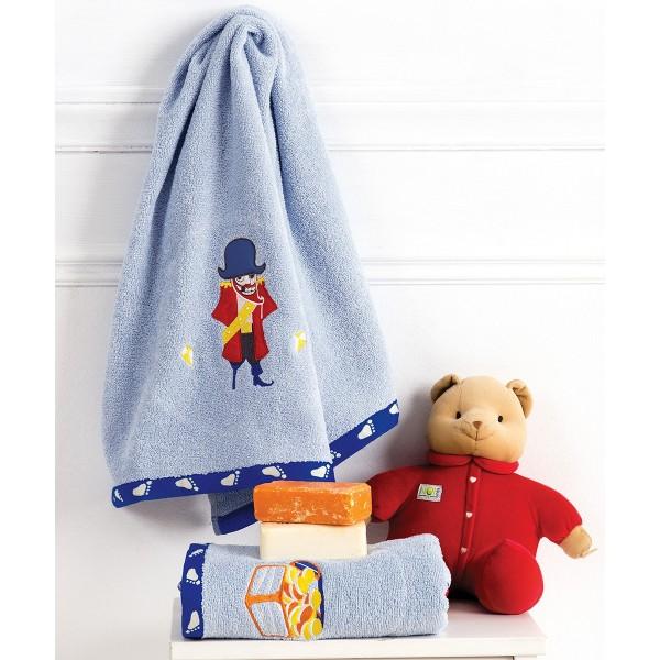 Βρεφικές Πετσέτες (Σετ 2τμχ) Kentia Baby Hook
