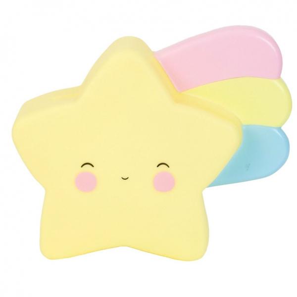 Κουμπαράς Α Little Lovely Company Star MBSSYL07