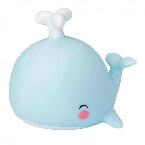 Φωτάκι Νυκτός Α Little Lovely Company Whale LLWHBU40