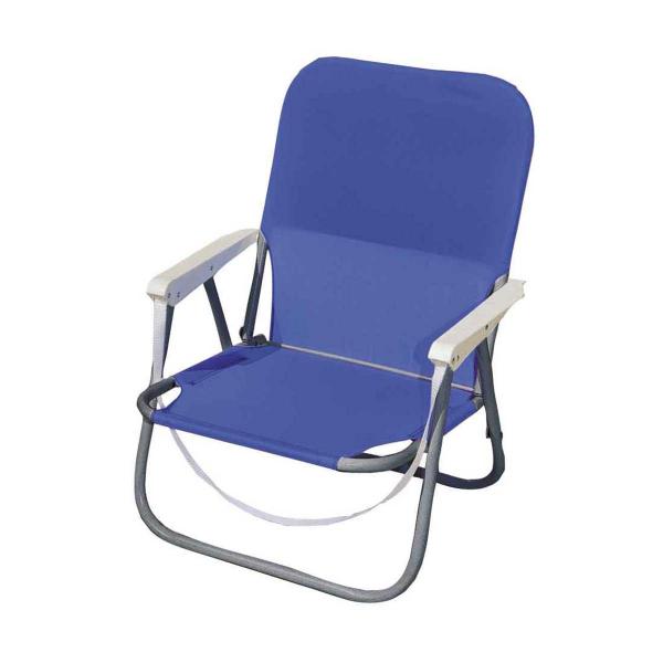Καρεκλάκι Παραλίας Velco 142-3548-1 Μπλε