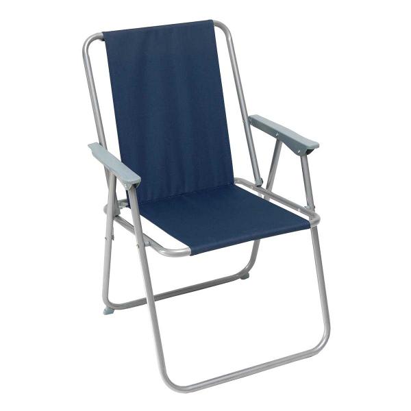 Καρέκλα Παραλίας Velco 152-9709-1 Μπλε