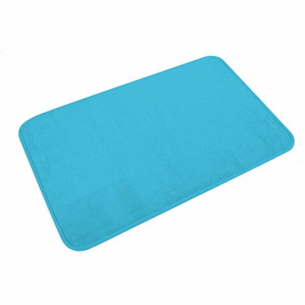 Πατάκι Μπάνιου (45x75) L-C Vitamine Bleu 6GMB269BL
