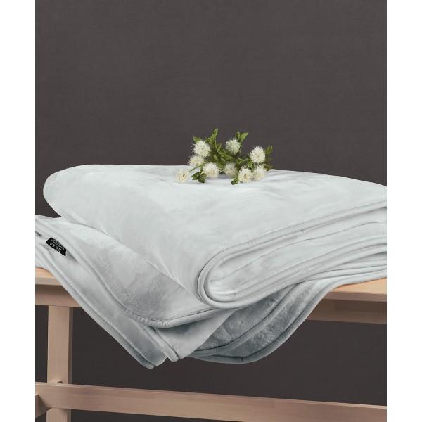 Κουβέρτα Βελουτέ Μονή Kentia Versus Soft 22