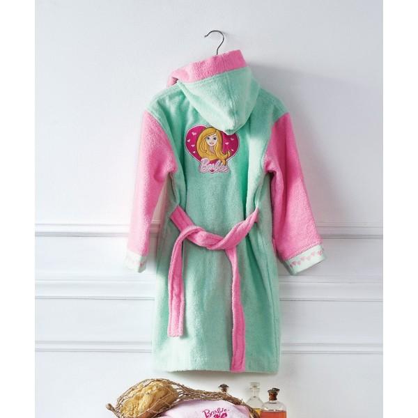 Παιδικό Μπουρνούζι Kentia Kids Collection Barbie 27R