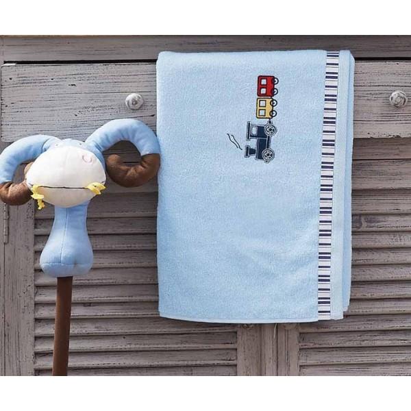 Βρεφικές Πετσέτες (Σετ 2τμχ) Kentia Baby Game