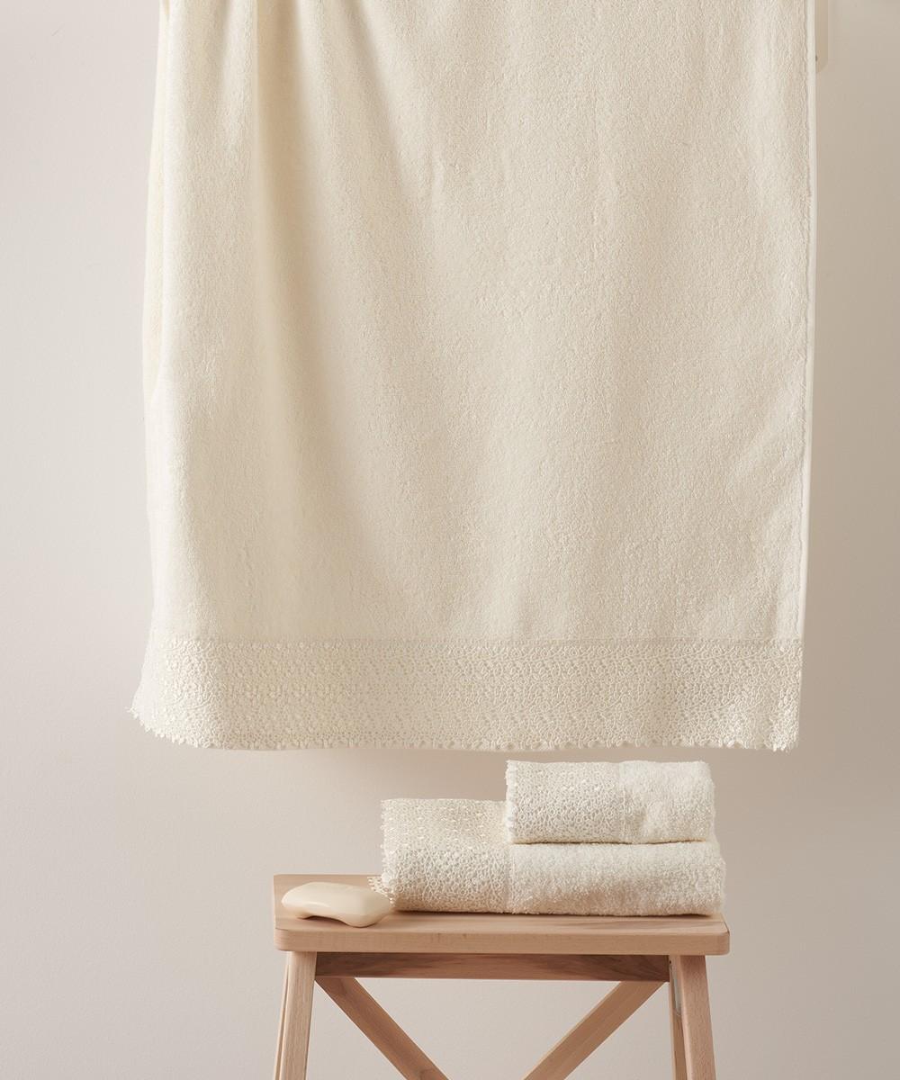 Πετσέτες Μπάνιου (Σετ 3τμχ) Kentia Modena 12