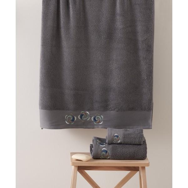 Πετσέτες Μπάνιου (Σετ 3τμχ) Kentia Idoya 22