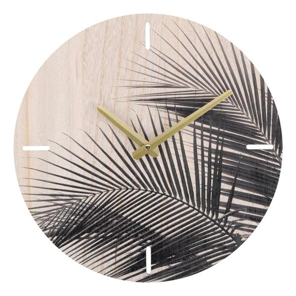 Ρολόι Τοίχου S-F Chypre Noir DCA521008