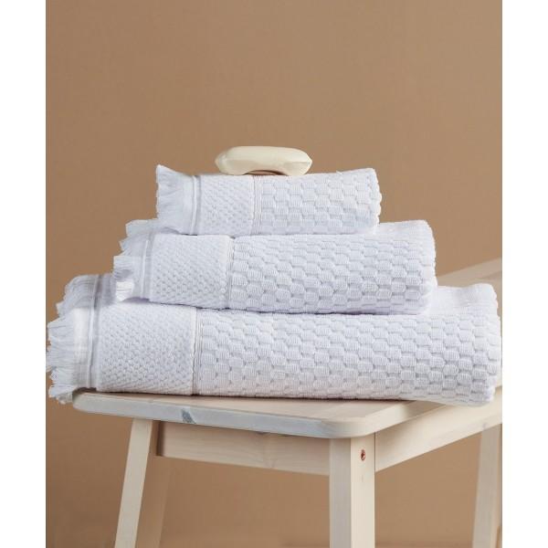 Πετσέτα Χεριών (30x50) Kentia Siena 00