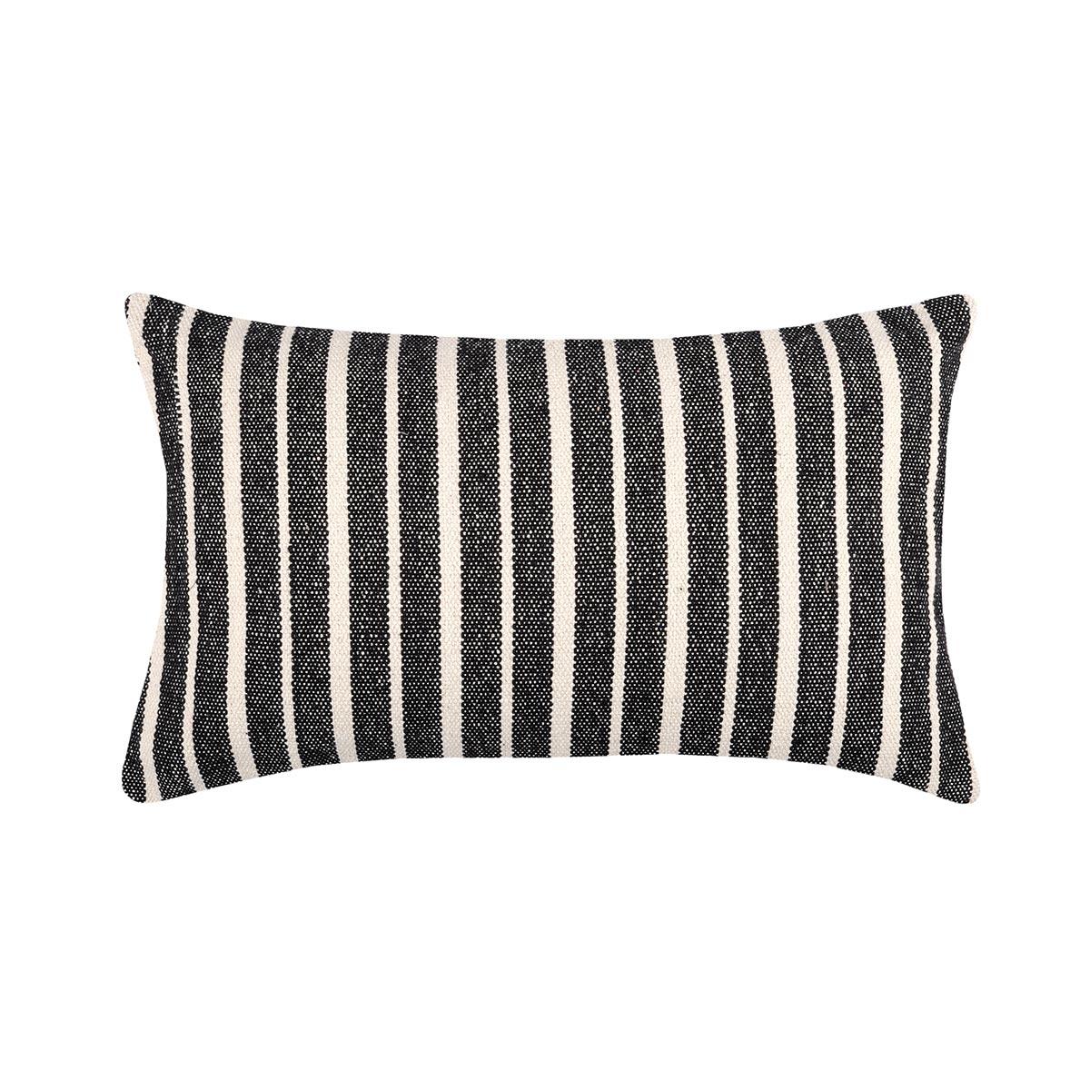 Διακοσμητικό Μαξιλάρι (30×50) S-F Maxime Noir C38857007