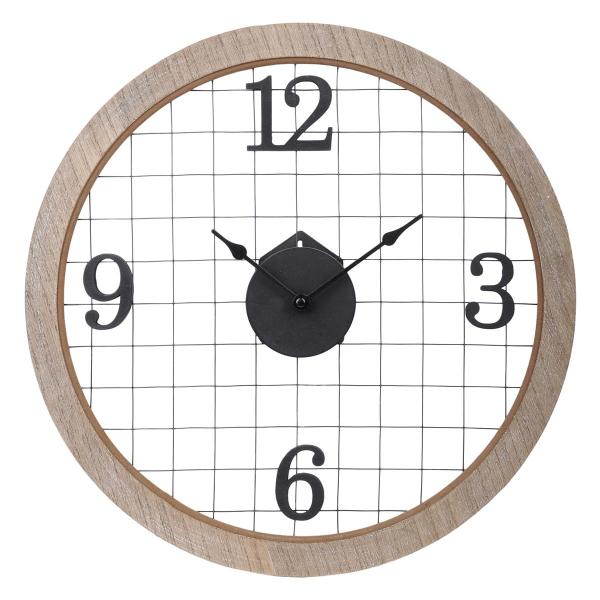 Ρολόι Τοίχου S-F Handcraft DCA533009