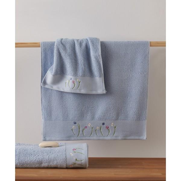 Πετσέτες Μπάνιου (Σετ 3τμχ) Kentia Cande 19