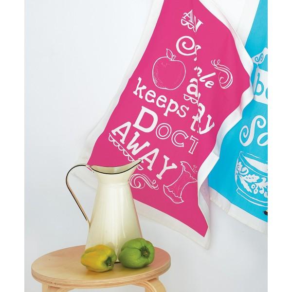 Ποτηρόπανο Kentia Kitchen Sweep 154