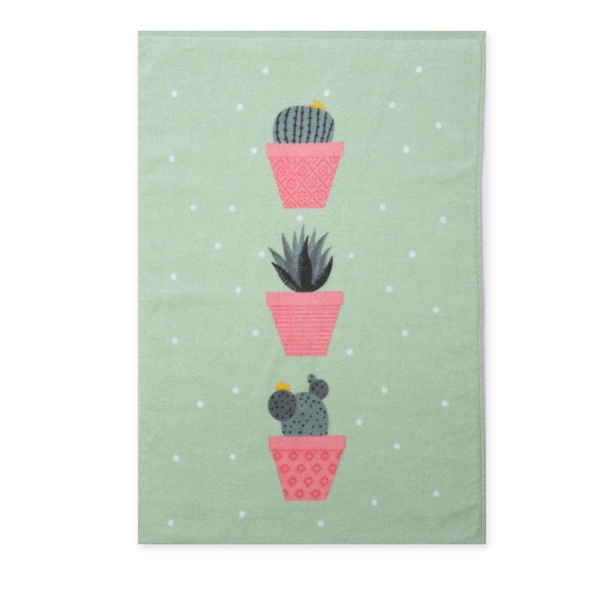 Πετσέτα Κουζίνας Nef-Nef Cactus Green