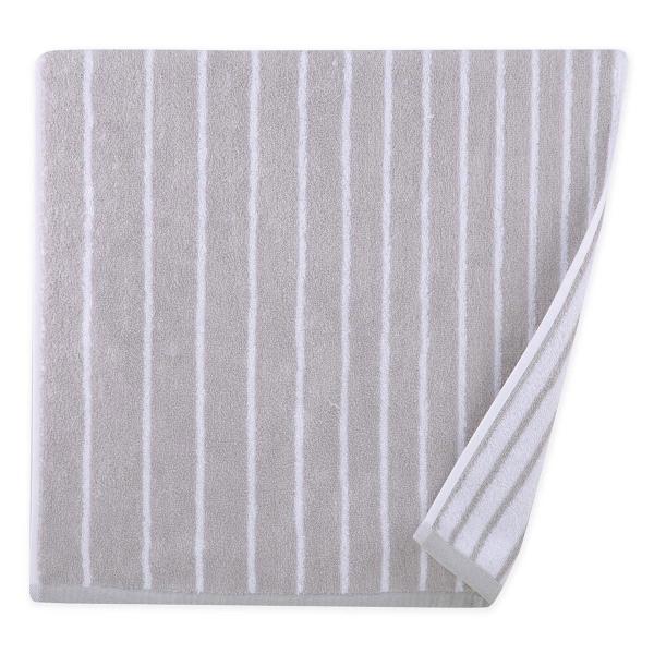 Πετσέτα Προσώπου (50x90) Nef-Nef Lines Grey