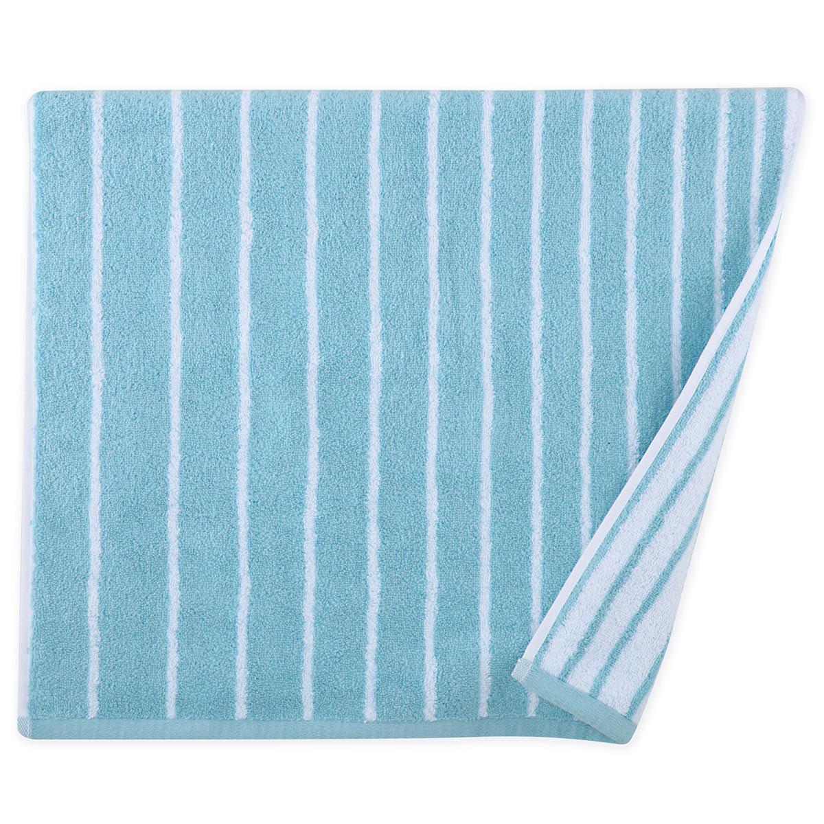 Πετσέτα Σώματος (70×140) Nef-Nef Lines Blue