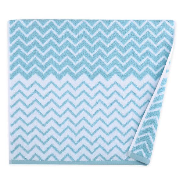 Πετσέτα Προσώπου (50x90) Nef-Nef Chevion Blue