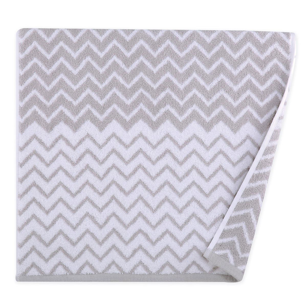Πετσέτα Προσώπου (50×90) Nef-Nef Chevion Grey