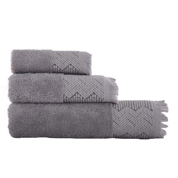 Πετσέτες Μπάνιου (Σετ 3τμχ) Nef-Nef Sylvester L.Grey