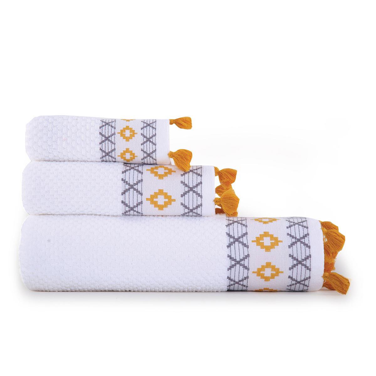 Πετσέτα Χεριών (30×50) Nef-Nef Perez White