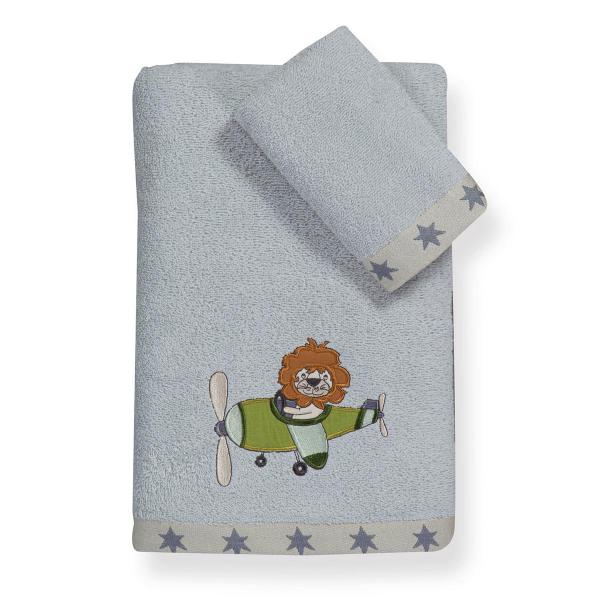 Παιδικές Πετσέτες (Σετ 2τμχ) Nef-Nef Junior Sky Games