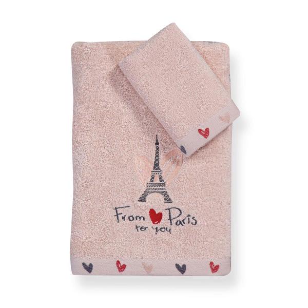 Παιδικές Πετσέτες (Σετ 2τμχ) Nef-Nef Junior From Paris