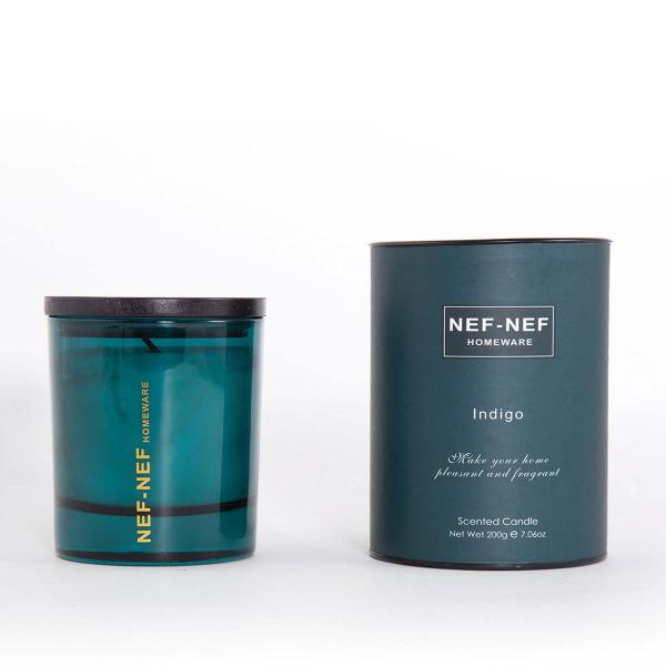 Αρωματικό Κερί 200gr Nef-Nef Indigo