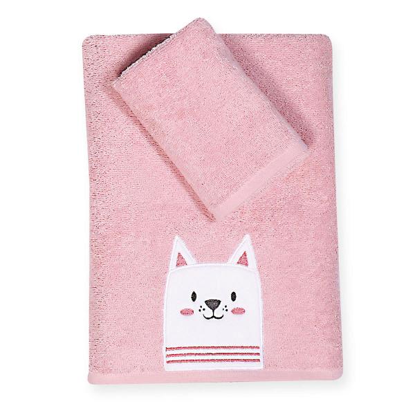 Βρεφικές Πετσέτες (Σετ 2τμχ) Nef-Nef Cat