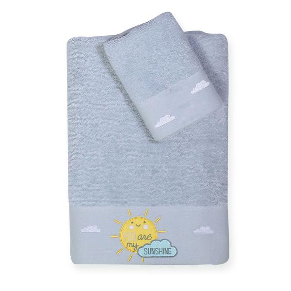 Βρεφικές Πετσέτες (Σετ 2τμχ) Nef-Nef Sunshine