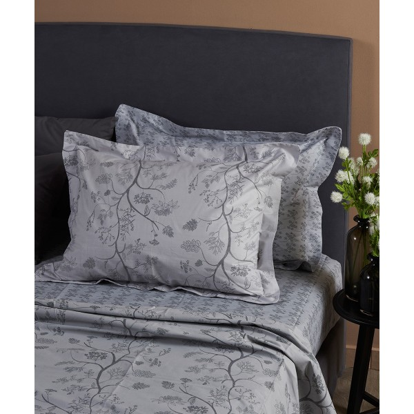 Σεντόνια King Size (Σετ) Kentia Stylish Neva 22