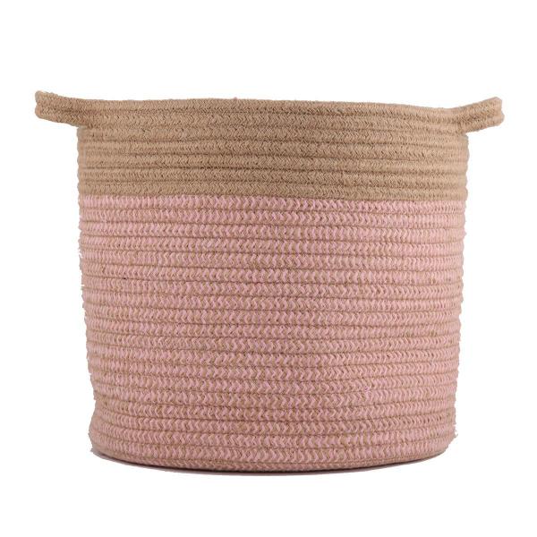 Καλάθι Αποθήκευσης (30x30x28) Nef-Nef Join Pink