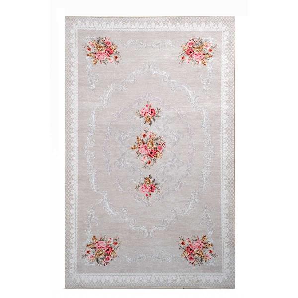 Χαλί All Season (100x160) Tzikas Carpets Damask 72007-022