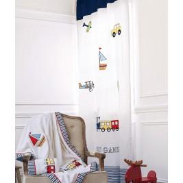 Παιδική Κουρτίνα (140x270) Kentia Baby Game